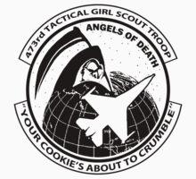 Girl Scout Parody Kids Tee