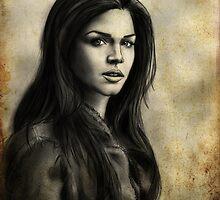 Octavia Blake by Epopp300