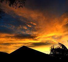 Goleta Sunset by Scott Switzer