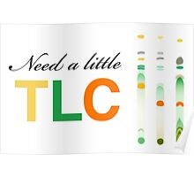 Need a little TLC - thin layer chromatography Poster
