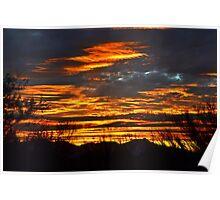 Tucson Sunset #1 Poster