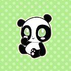 Cute Panda by AnimePlusYuma
