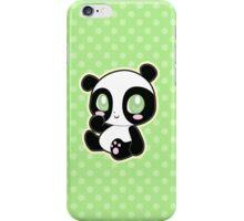 Cute Panda iPhone Case/Skin