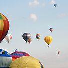 Balloon 10 by Rebecca Cozart