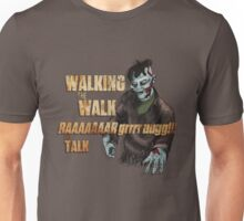 Walking, Talking Zombies Unisex T-Shirt