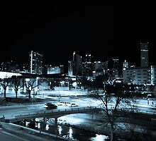 Downtown Denver  by Shooter2765