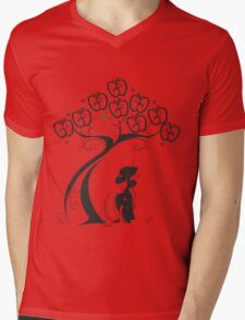One In The Bunch Mens V-Neck T-Shirt