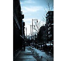 Architecture of Denver Photographic Print