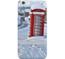 Cold Call iPhone Case/Skin