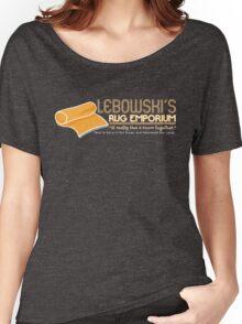 Lebowski's Rug Emporium Women's Relaxed Fit T-Shirt