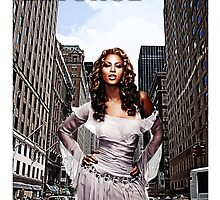Street Phenomenon - Beyonce by TheDigArtisT