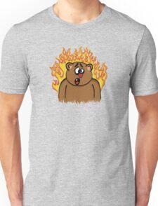 BEAR FIRE! Unisex T-Shirt