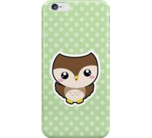 Kawaii Owl iPhone Case/Skin