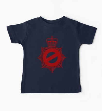 Not My Division - Badge Only Edition Baby Tee