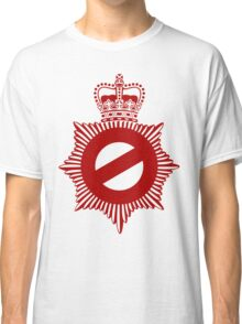 Not My Division - Badge Only Edition Classic T-Shirt