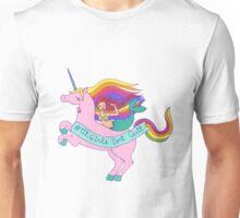 Fit girls don't quit Unisex T-Shirt