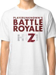 H1Z1 BATTLE ROYALE Classic T-Shirt