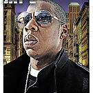 Street Phenomenon - Jay Z by TheDigArtisT