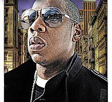 Street Phenomenon - Jay Z by TheDigArtisT