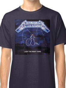 MARIJUANA - Light the Right Thing Classic T-Shirt