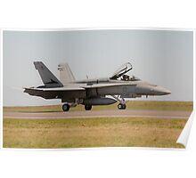 RAAF F/A-18 Hornet Poster