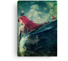 This is the Sea Canvas Print
