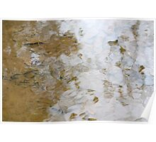 Spring Water - Nature Photography Poster