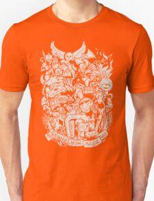 Old Friends (warm tones) Unisex T-Shirt