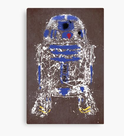 R2 Canvas Print