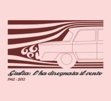 Alfa Romeo Giulia: l'ha disegnata il vento (designed by the wind) One Piece - Long Sleeve