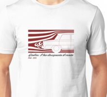 Alfa Romeo Giulia: l'ha disegnata il vento (designed by the wind) Unisex T-Shirt