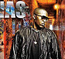 Street Phenomenon - Nas by TheDigArtisT