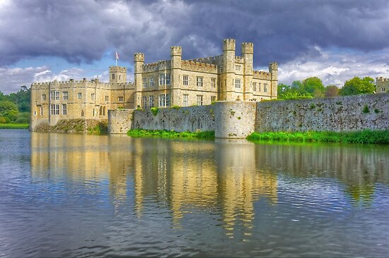 Leeds Castle by Fern Blacker