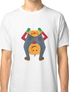 Sailor Jerry Inspired Aloha Pumpkin Classic T-Shirt