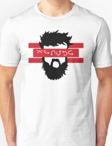 Bearded Wingdings T-Shirt