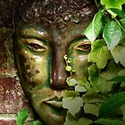 The Green Man by Sue Purveur
