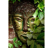 The Green Man Photographic Print
