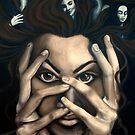 Painted ladies by Samantha Aplin