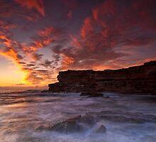 Little Bay, NSW by Malcolm Katon