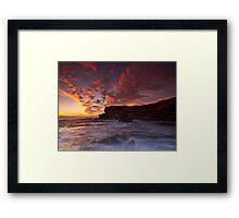 Little Bay, NSW Framed Print