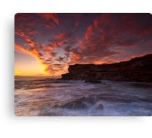 Little Bay, NSW Canvas Print
