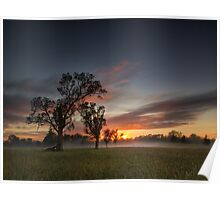 Beauty of Badgerys Creek Poster