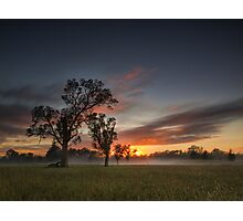 Beauty of Badgerys Creek Photographic Print