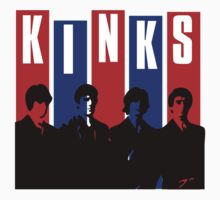 The Kinks by Kodi  Sershon