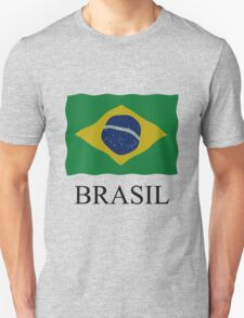Brazilian flag Unisex T-Shirt