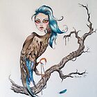 In the Eerie Trees by Helena Babic