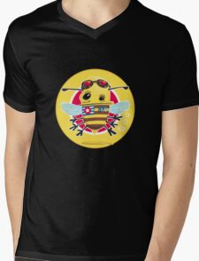 Aldrin Mens V-Neck T-Shirt