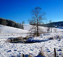 hills of white by LoreLeft27