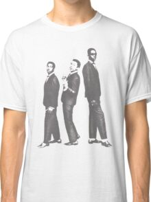Bunny, Bob, and Peter - The Wailers Classic T-Shirt