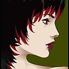 Vector Profile by Debbie Jew